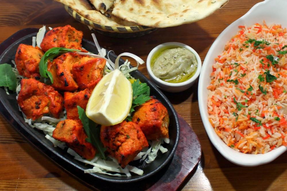 Pali Bhavan: Chicken tikka