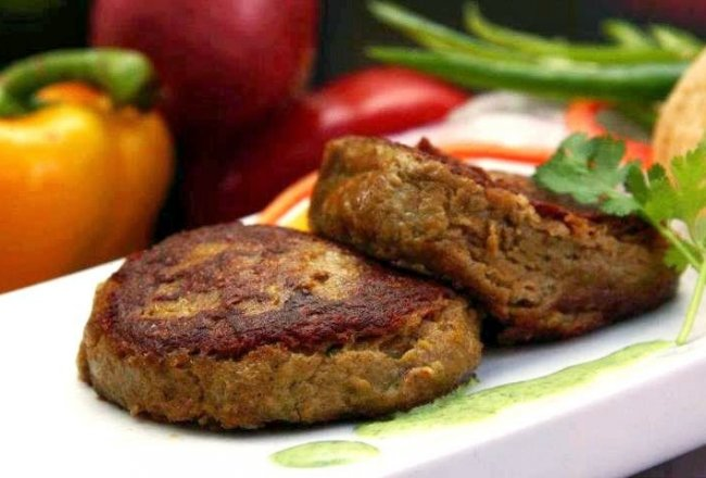 Pali Bhavan Galouti kebab