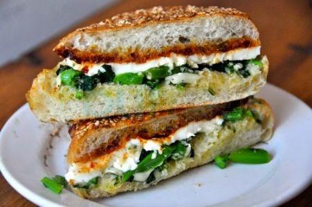 Between Breads Turkey sandwich