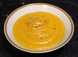 Kombava Cafe: Pumpkin soup