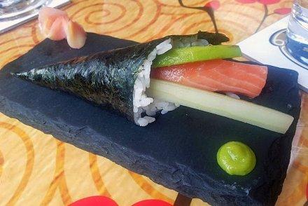 Sing Kong Temaki sushi