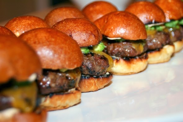The Daily: Beef sliders