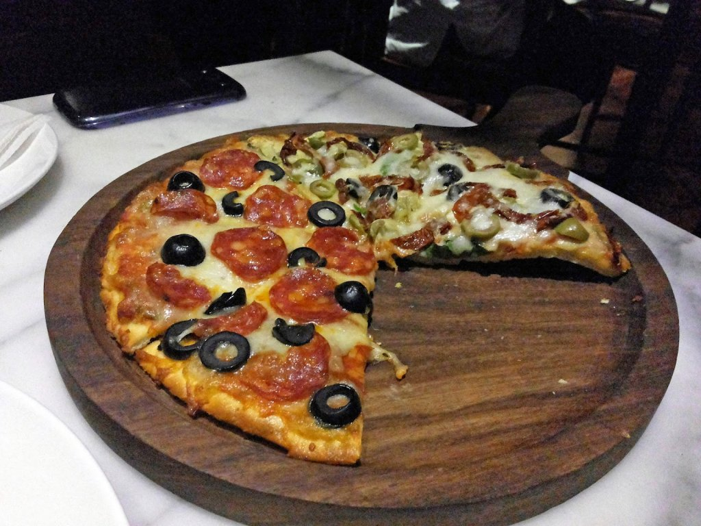 The Daily: Pizza