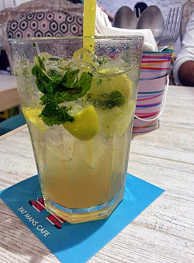 Fat Man's Cafe: Cocktail - mojito