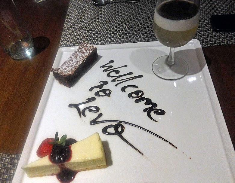 Levo: Desserts