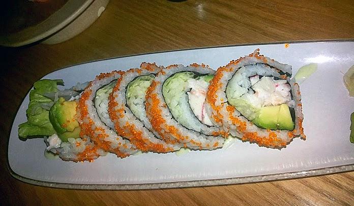 San Qi: Maki roll