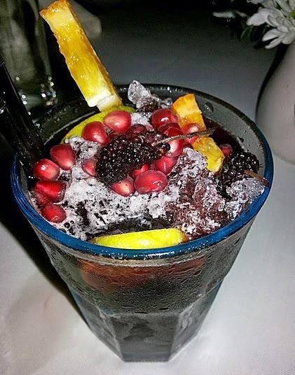 The Sassy Spoon: Mocktail
