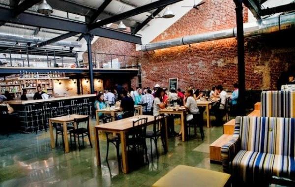 Cafe Zoe: Inside