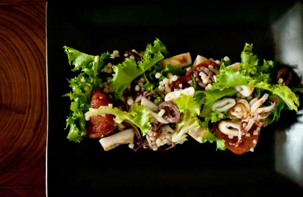 The Table: Calamari