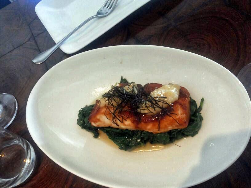 The Table: Fish - rawas