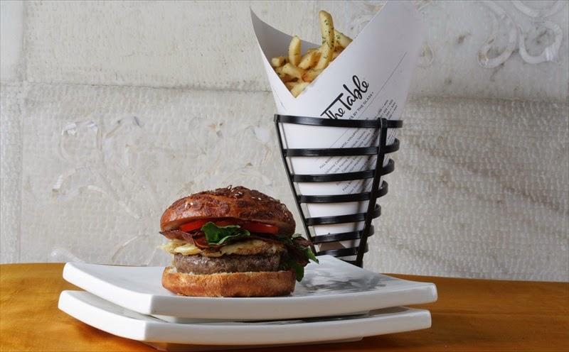 The Table: Lamb mini burger