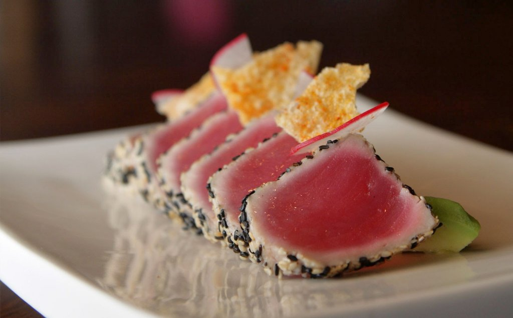 The Table: Tuna Tataki