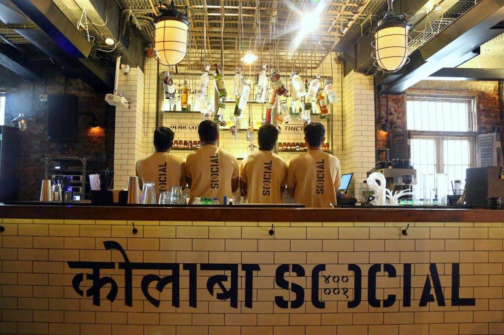 Social: Bar
