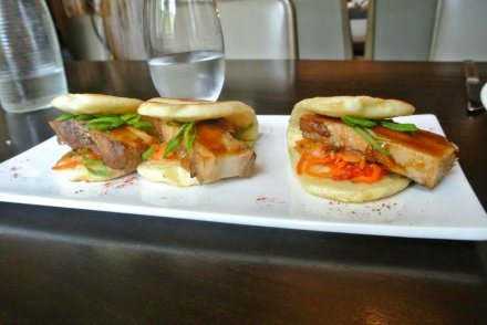 Ellipsis Pork belly buns