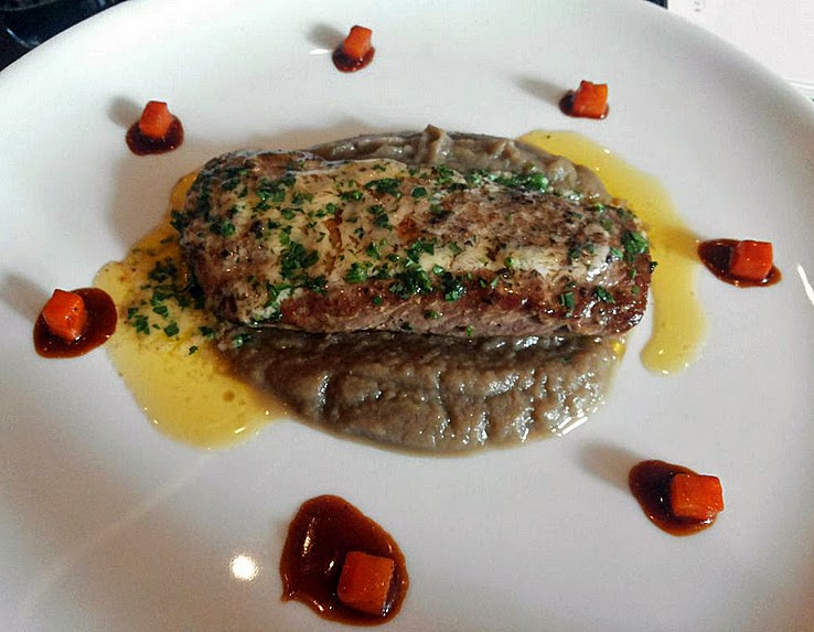 Pondicherry Cafe: Lamb