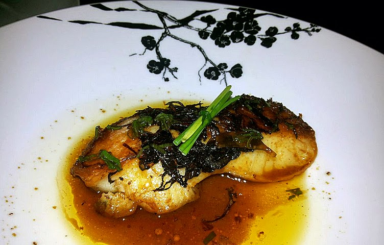 Yuuka: Fish - seabass