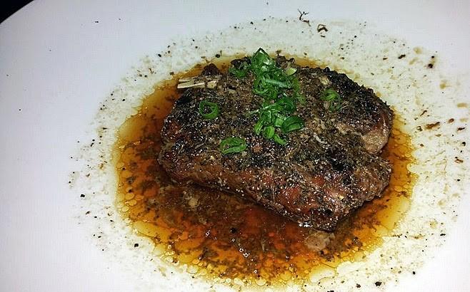 Yuuka: Sirloin steak