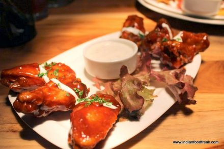 Brickhouse Chicken wings
