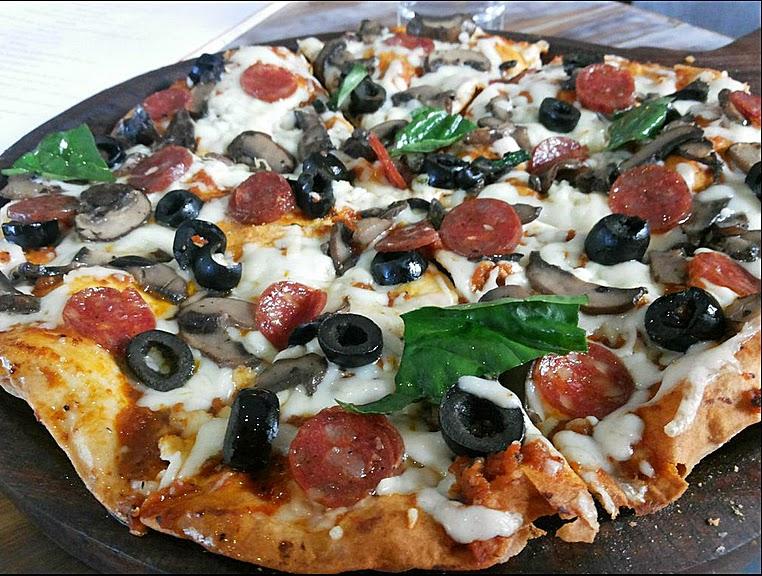 Terttulia: Pizza