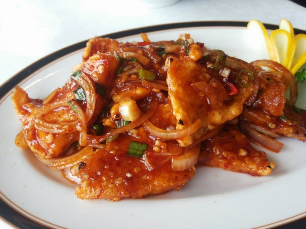 Ming Yang: Drunken fish