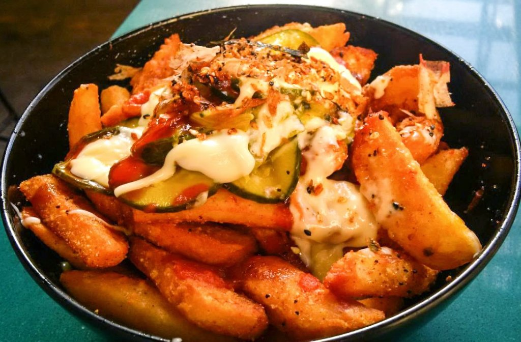 Howler: Fries / Potato wedges