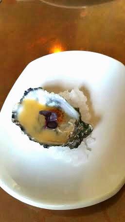 Piqueos: Oyster