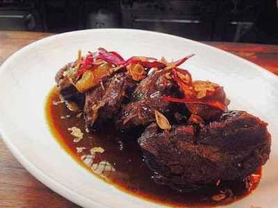 South Society: Beef Cheeks