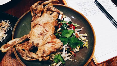 South Society: Soft Shell Crab