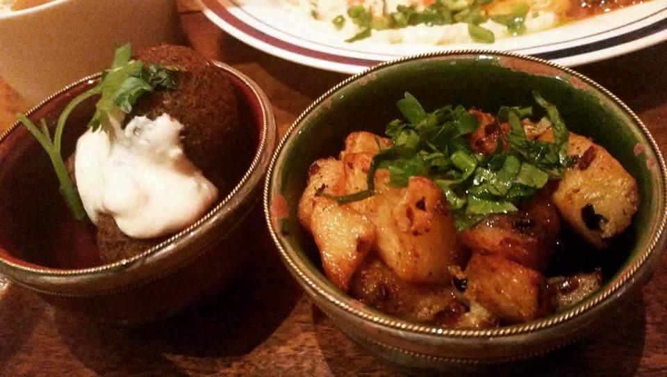 Moroccan Soup Bar: Entree