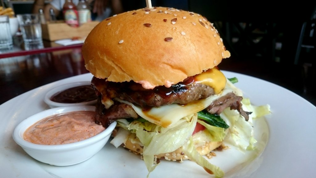 Primehouse burger
