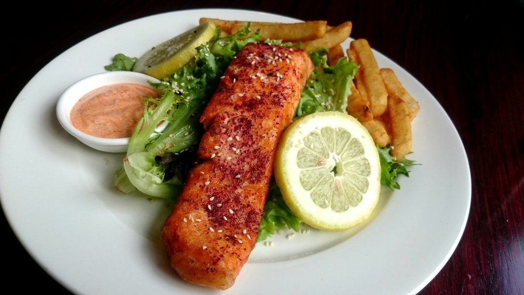 Primehouse Melbourne salmon