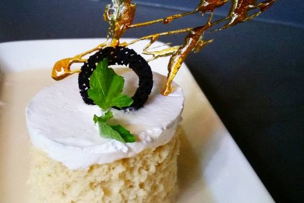 the korner house tres leches