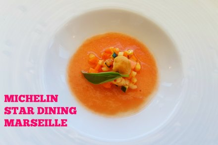 michelin star dining marseille