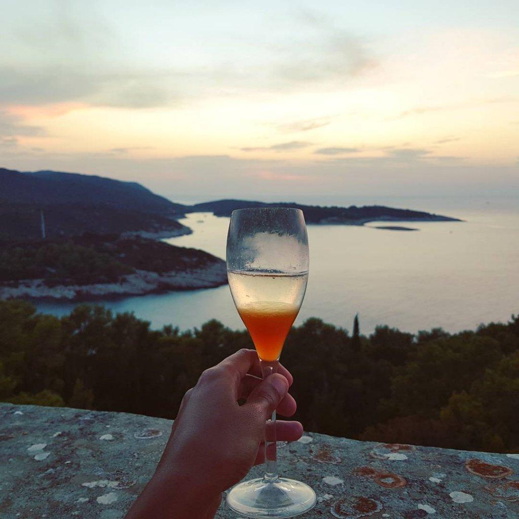 Bellini time cocktails croatia