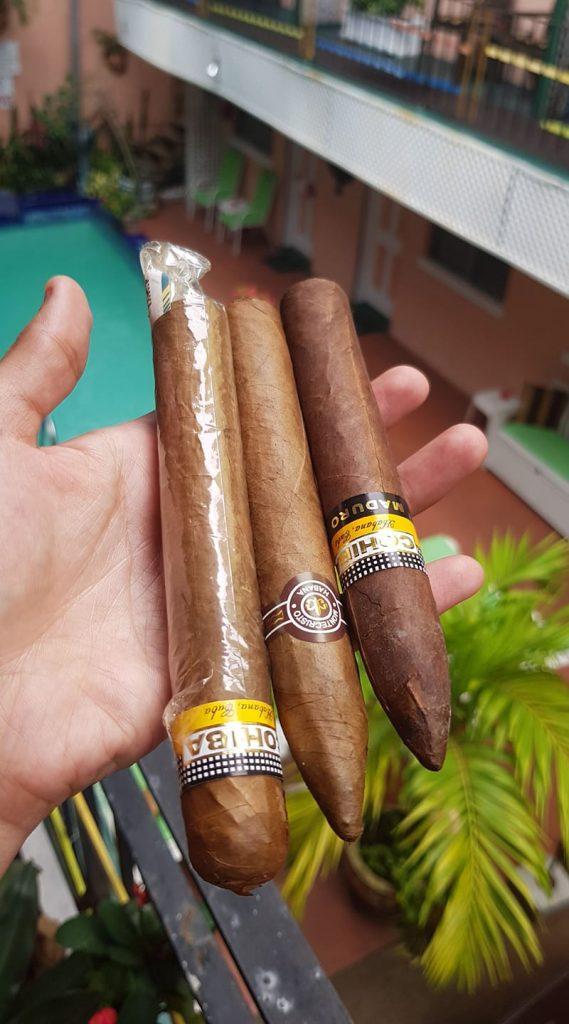 cigars bahamas