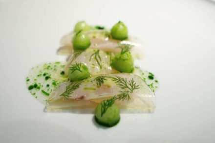 the greenhouse london ceviche